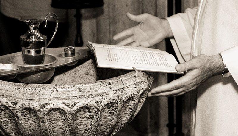 7 sakramentow - chrzest